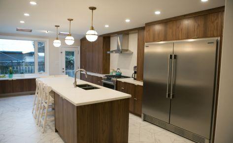 Mid 20 Century Kitchen